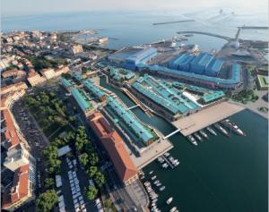 Livorno l approdo turistico nel porto mediceo lo - Coop porta a mare livorno ...