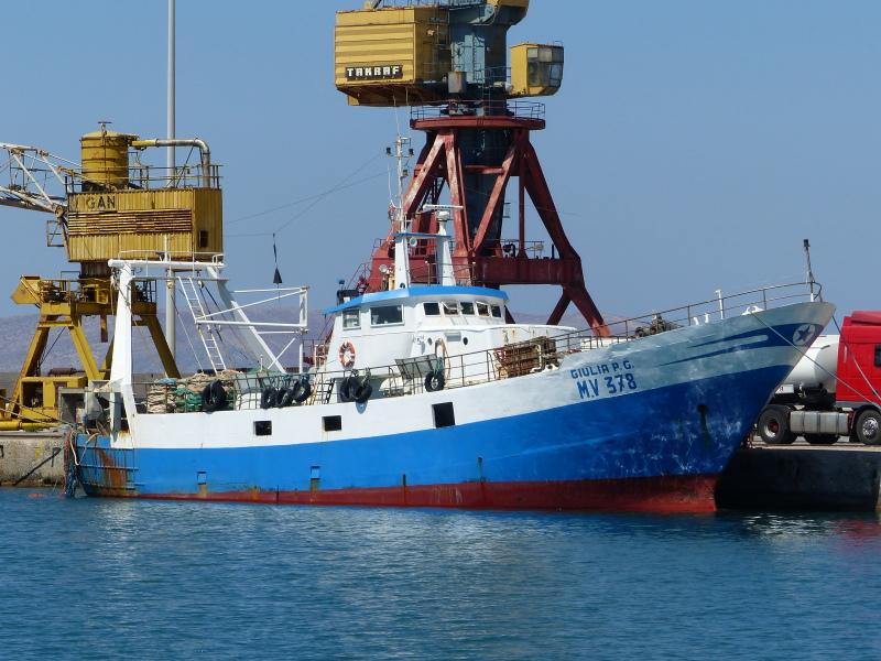 Egitto, sequestrati due pescherecci italiani