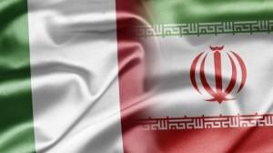 bandiera italia-iran