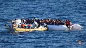 migranti foto mm