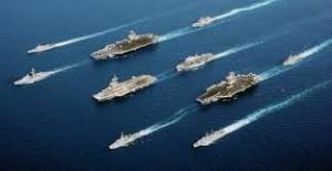 flotta russa in med