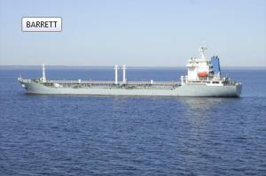barret-vessel