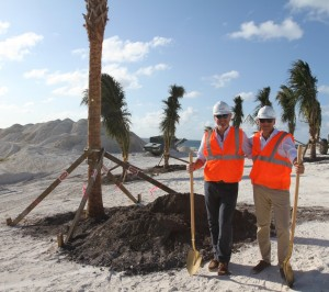 pierfrancesco-vago-and-gianluca-suprani-planting-the-first-trees-on-ocean-cay