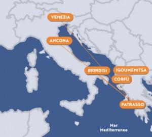 GRIMALDI Italia-Grecia
